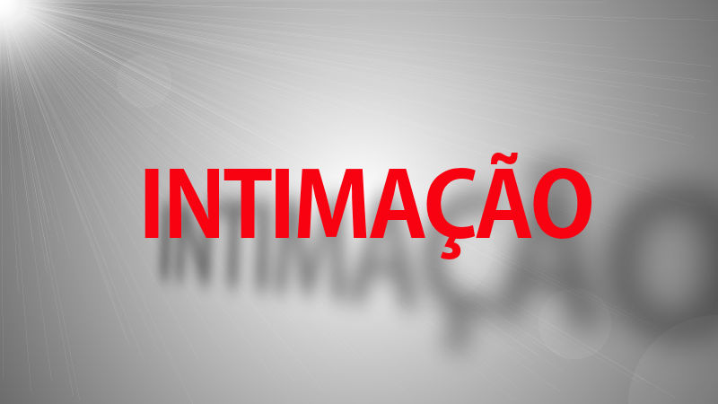 INTIMACAO